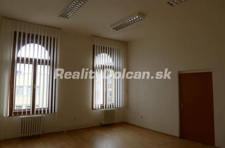 Kancelárie, administratívne priestory, Prenájom, Nitra - Štefánikova