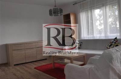 Byt 1+1, Pronájem, Bratislava - Nové Mesto - Ďumbierska