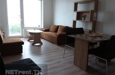 Two-bedroom apartment, Lease, Bratislava - Ružinov - Jégého - Blízko CENTRAL.