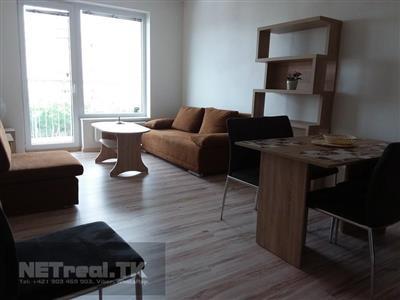 2-Zimmer-Wohnung, Vermietung (Angebot), Bratislava - Ružinov - Jégého - Blízko CENTRAL.