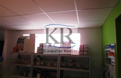 Geschäftsräume, Vermietung (Angebot), Trnava - Bratislavská
