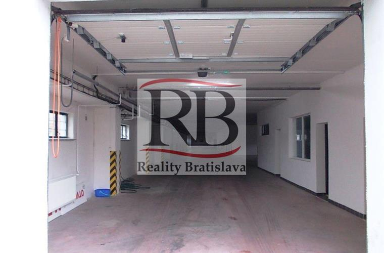 Priestor pre sklad, Prenájom, Bratislava - Ružinov - Trenčianska