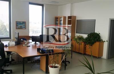 Kancelárie, administratívne priestory, Prenájom, Bratislava - Nové Mesto - Ľubochnianska