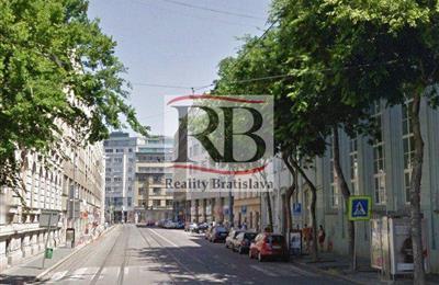 Obchodní prostory, Pronájem, Bratislava - Staré Mesto - Jesenského