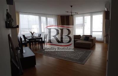 Byt 3+1, Pronájem, Bratislava - Nové Mesto - Tomášikova
