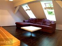 - NEW - 2-bedroom. attic apartment with balcony and terrace. Underground, cozy apartment at POLUSE. Near CENTRAL - NETreal.TK -