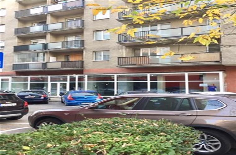Stores building, Sale, Bratislava - Nové Mesto - Robotnícka - BA NOVE MESTO v okolí ISTROPOLIS-POLUS-CENTRAL