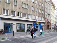 Wir vermieten im Zentrum von BA, 1-Zimmer-Wohnung voll möbliert, 35m2, 4/6, Aufzug