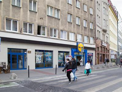 1-izb. byt, Predaj, Bratislava - Staré Mesto - Dunajská - Dunajská ulica pri LIDLI Kamenné námestie