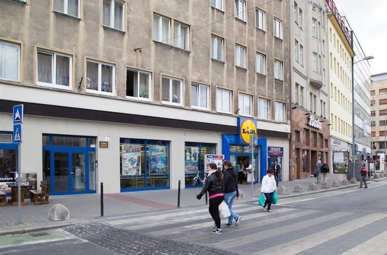1-szob. lakás, Eladás, Bratislava - Staré Mesto - Dunajská - Dunajská ulica pri LIDLI Kamenné námestie