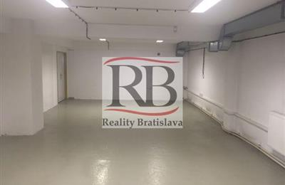 Lagerräume, Vermietung (Angebot), Bratislava - Ružinov - Slovnaftská