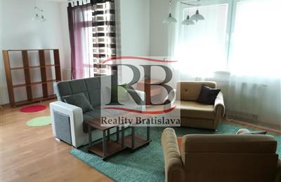 2-Zimmer-Wohnung, Vermietung (Angebot), Bratislava - Dúbravka - Agátová
