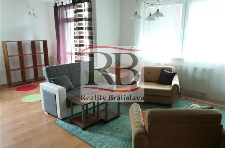 2-izb. byt, Prenájom, Bratislava - Dúbravka - Agátová