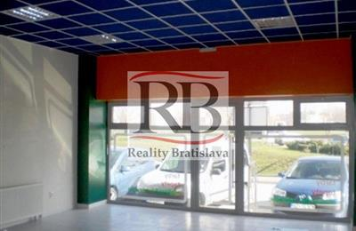 Obchodní prostory, Pronájem, Bratislava - Ružinov - Bajkalská