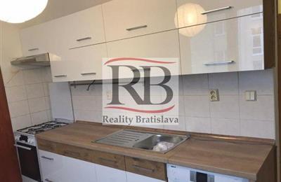 1-izb. byt, Prenájom, Bratislava - Podunajské Biskupice - Geologická