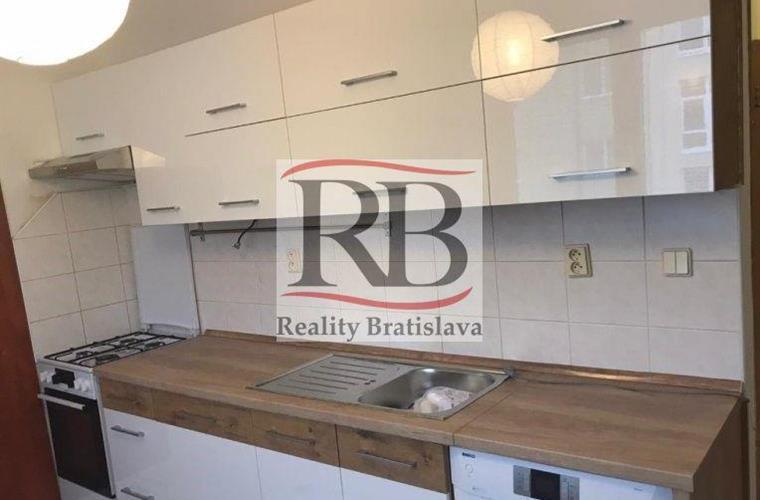 Byt 1+1, Pronájem, Bratislava - Podunajské Biskupice - Geologická